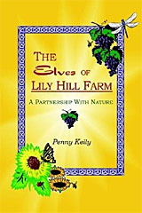 The Elves of Lily Hill Farm Book